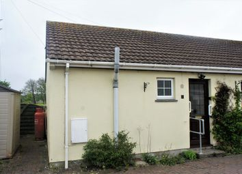 Thumbnail 2 bed terraced bungalow to rent in Nansmellyon Road, Mullion, Helston
