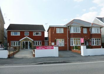Thumbnail Hotel/guest house for sale in Queen Victoria Road, Llanelli