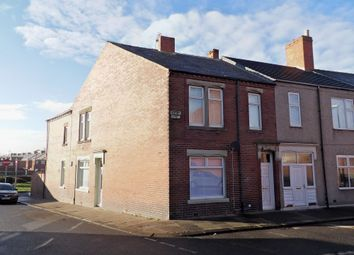 Thumbnail 4 bed flat for sale in Revesby Street, South Shields