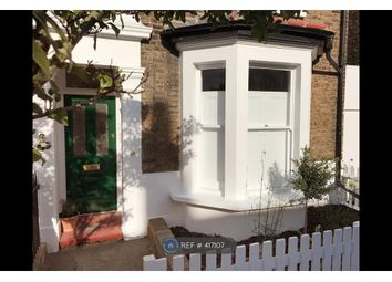 Thumbnail 3 bed end terrace house to rent in Malpas Road, London