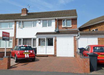 Thumbnail 5 bedroom semi-detached house for sale in Granton Road, Kings Heath, Birmingham