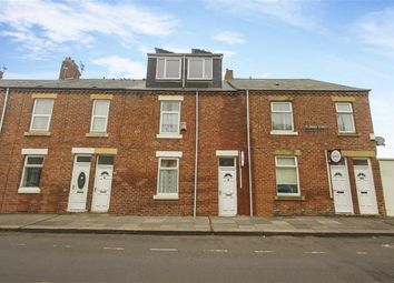 Thumbnail 4 bed terraced house for sale in Clarence Street, Seaton Sluice, Northumberland