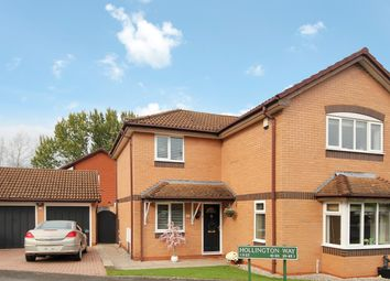 4 bed detached house for sale in Hollington Way, Monkspath, Solihull B90