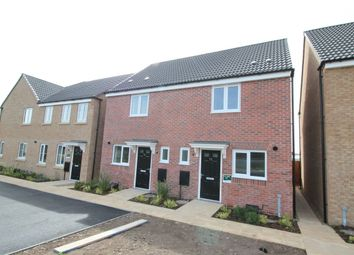 Thumbnail 2 bedroom semi-detached house for sale in West Hill Road, Retford