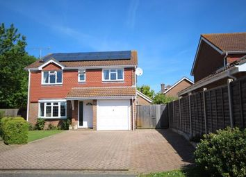 Thumbnail 4 bed detached house for sale in Apple Tree Walk, Climping, Littlehampton, West Sussex