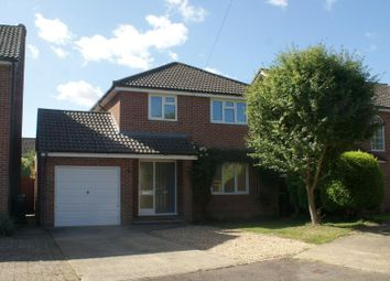Thumbnail 4 bed detached house to rent in Far Meadow Way, Emsworth