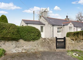 Thumbnail 1 bed semi-detached bungalow for sale in Llangristiolus, Bodorgan