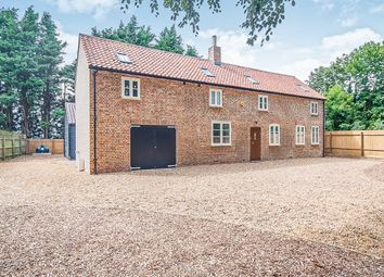 Thumbnail 5 bed detached house for sale in March Road, Friday Bridge, Wisbech