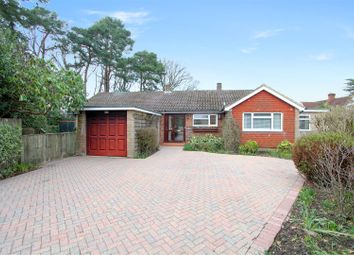 Thumbnail 4 bed detached bungalow for sale in Hurst Way, Pyrford, Woking