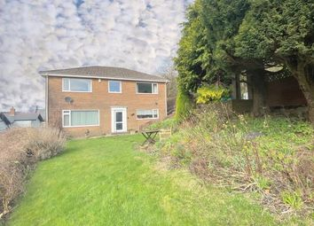 Thumbnail 4 bed detached house for sale in Bryntirion Road, Merthyr Tydfil