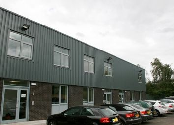 Thumbnail Office to let in Unit 3, Merlin House, Halesfield 19, Telford, Shropshire