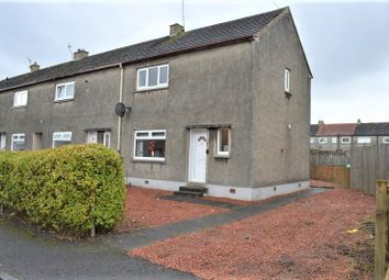 Thumbnail 2 bed end terrace house for sale in Tweed Crescent, Wishaw