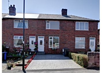 Thumbnail 2 bed terraced house for sale in Chestnut Avenue, Sheffield