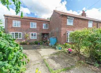 Thumbnail 6 bed semi-detached house for sale in School Road, Colkirk, Fakenham