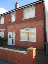 Thumbnail 4 bed terraced house to rent in Vicarage Lane, Blackpool