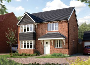 "Thumbnail 4 bed detached house for sale in ""The Canterbury"" at Fairview Park, Station Road, Chorley, Nantwich"