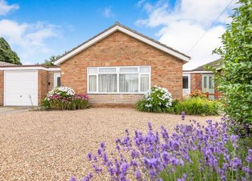 Thumbnail 2 bed bungalow for sale in Hempnall, Norwich, Norfolk