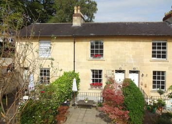 Thumbnail 2 bed terraced house for sale in Worcester Villas, Bath