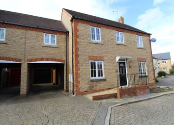 Thumbnail 5 bed detached house for sale in Whittington Chase, Milton Keynes