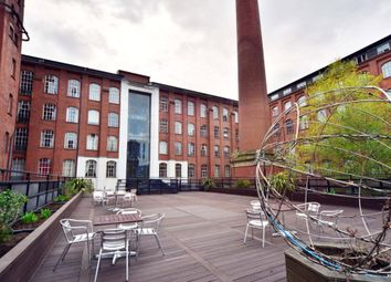 Thumbnail 1 bedroom flat for sale in Manhattan Building, Bow Quarter, 60 Fairfield Road, London