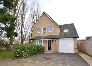 Thumbnail 5 bedroom detached house for sale in Peregrine Way, Hatfield, Hertfordshire