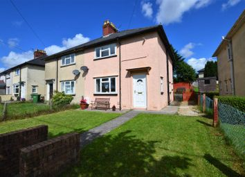 Thumbnail 3 bed semi-detached house for sale in Clun Avenue, Pontyclun
