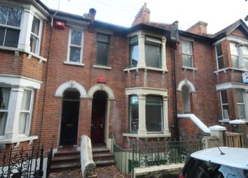 Thumbnail 6 bed terraced house to rent in Boundary Road, Chatham