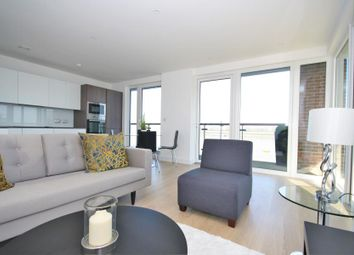 Thumbnail 3 bed flat to rent in Imperial Building, Woolwich