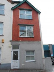 Thumbnail 4 bed terraced house to rent in 14, South Penrallt, Caernarfon