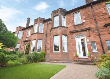 Thumbnail 3 bed terraced house for sale in Kilmarnock Road, Newlands, Glasgow
