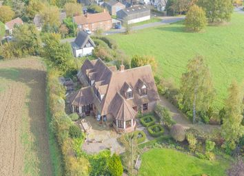 Thumbnail 4 bed detached house for sale in Cutlers Green, Thaxted, Dunmow