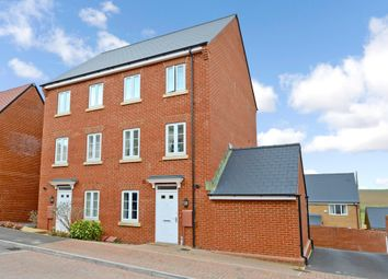 Thumbnail 3 bed town house for sale in Nelson Way, Yeovil
