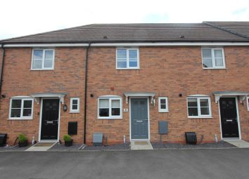 Thumbnail 2 bed town house for sale in Indigo Drive, Burbage, Hinckley