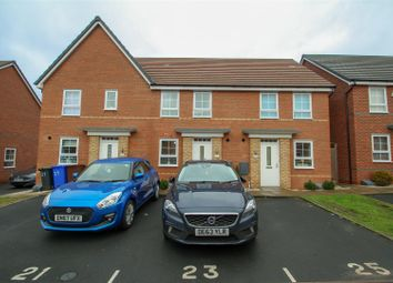 Thumbnail 2 bed town house for sale in Havilland Place, Meir, Stoke-On-Trent