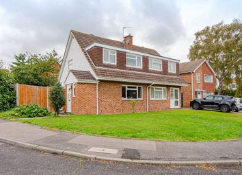 Thumbnail 3 bed semi-detached house for sale in Riverhead Close, Maidstone