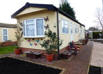 Thumbnail 2 bed mobile/park home for sale in Sunflower Close, Alvaston Park (Ref 6106), Alvaston, Derbyshire