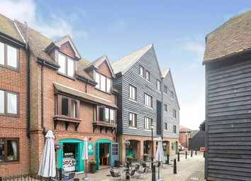 Thumbnail 1 bed flat for sale in Strand Court, Strand Quay, Rye, East Sussex