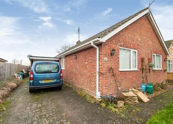 Thumbnail 3 bed bungalow for sale in Church Lane, Moulton, Spalding, Lincolnshire
