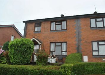 Thumbnail 3 bed semi-detached house for sale in Heolddu Grove, Bargoed