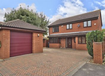 4 bed detached house for sale in Lottings Way, Eaton Ford, St Neots, Cambridgeshire PE19
