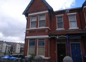 Thumbnail 1 bed flat to rent in Crescent Road, Rhyl