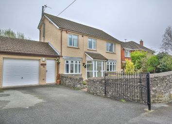 Thumbnail 4 bedroom detached house for sale in North Street, Abergavenny