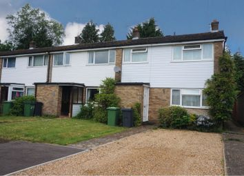 Thumbnail 3 bed end terrace house for sale in Sherwood Close, Liss