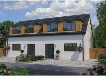 Thumbnail 2 bed semi-detached house for sale in Hawthorn Road, Southampton, Hampshire
