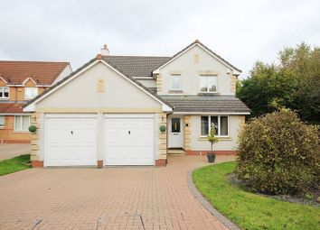 Thumbnail 4 bed detached house for sale in Cypress Glade, Adambrae, Livingston