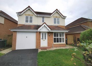 Thumbnail 4 bed detached house for sale in Ellerbeck Crescent, Walkden, Manchester