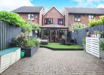 Thumbnail 3 bed terraced house for sale in Portmanteau Mews, Hockley Heath, Solihull