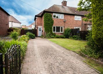 Thumbnail 3 bed semi-detached house for sale in Brackenfield Lane, Wessington