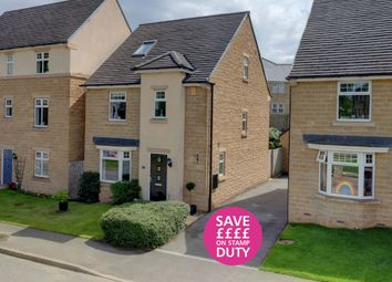 Thumbnail 4 bed detached house for sale in Norwood Avenue, Menston, Ilkley