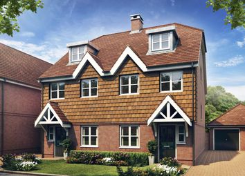 Thumbnail 3 bedroom semi-detached house for sale in The Elton, The Farthings, Randalls Road, Leatherhead, Surrey